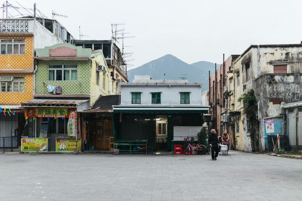 Hong Kong Tai O Square