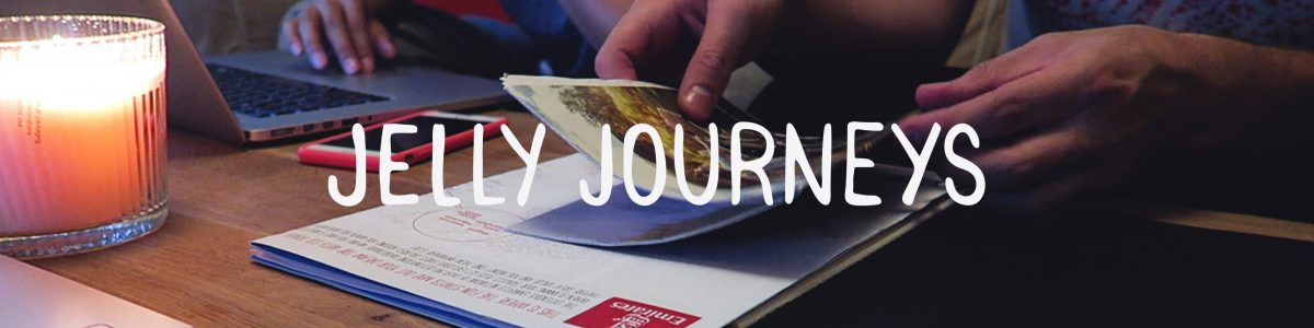Jelly Journeys Beginning
