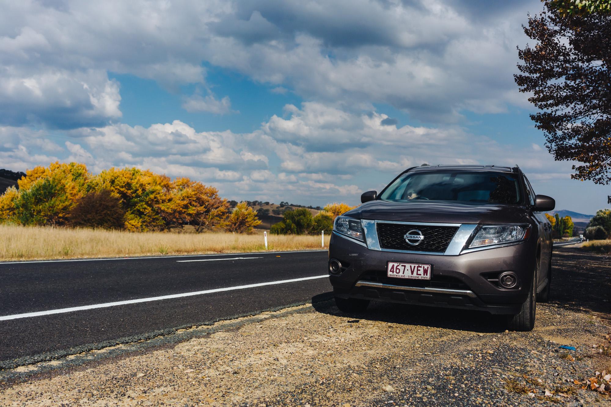 Nissan Australia Roadtrip