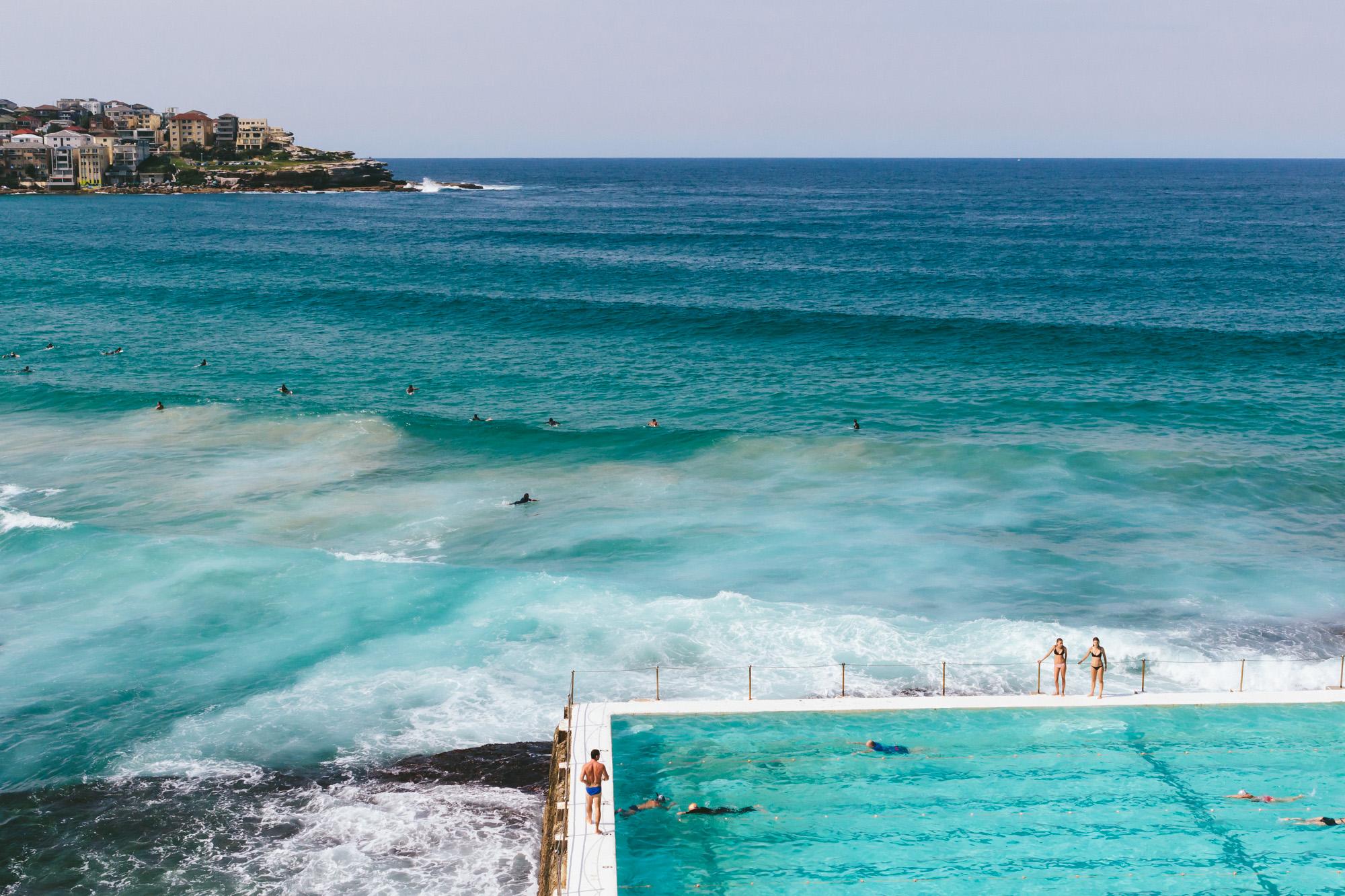 Sydney Bondi Iceberg pool