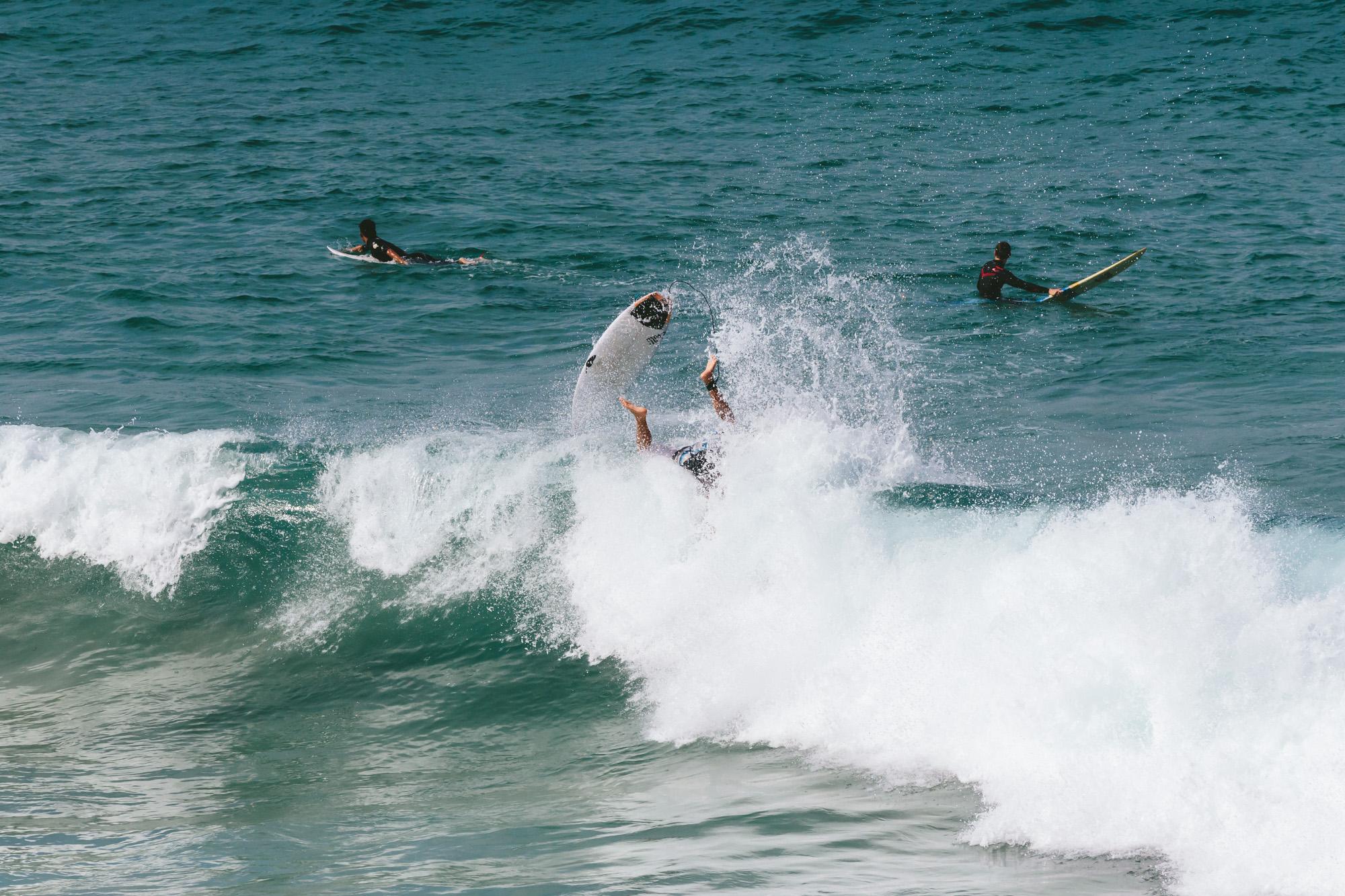 Sydney Bondi Beach surfer