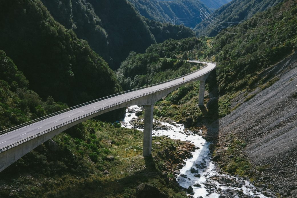 Arthur's Pass Bridge