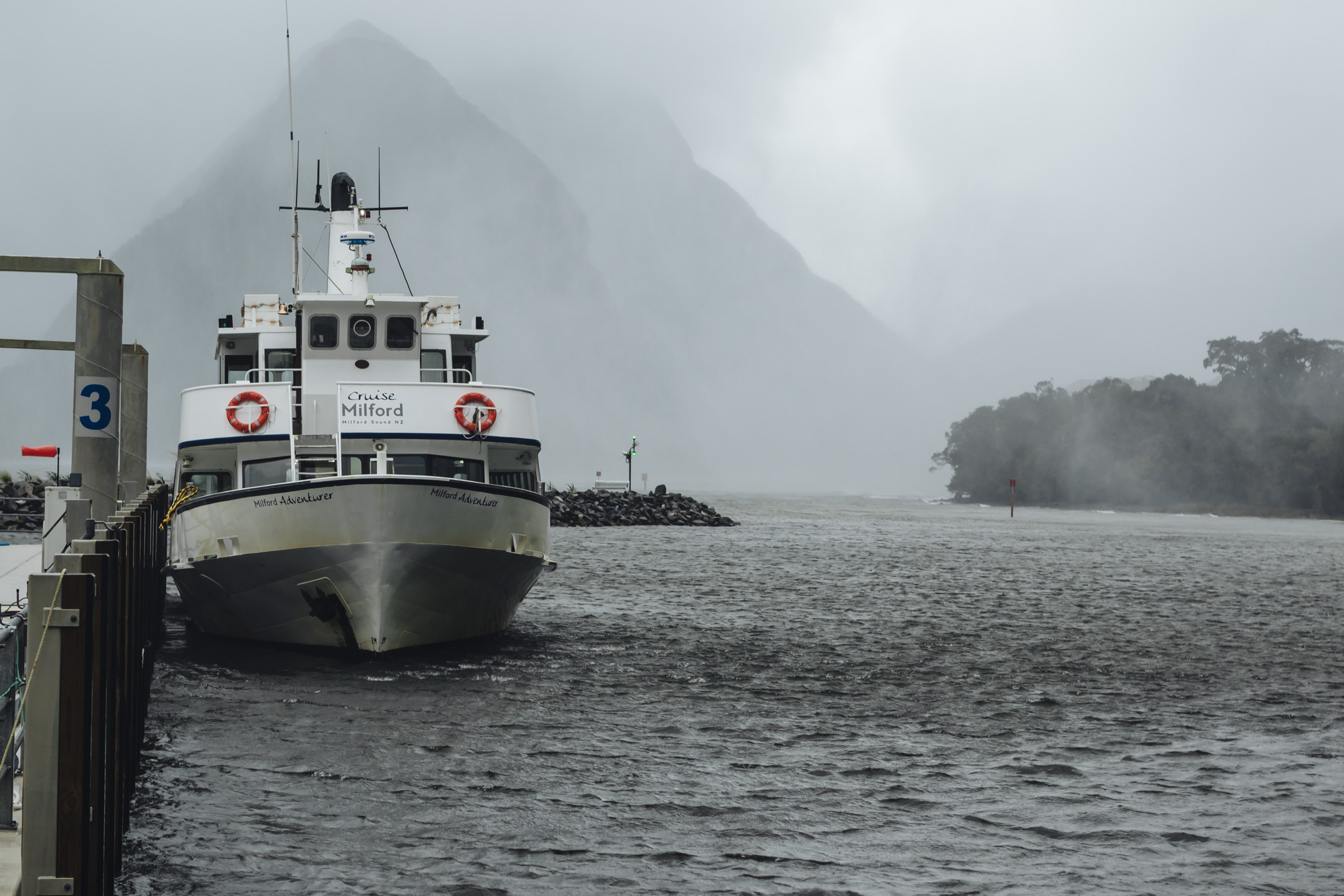 Milford Sound Cruise with Real Journeys