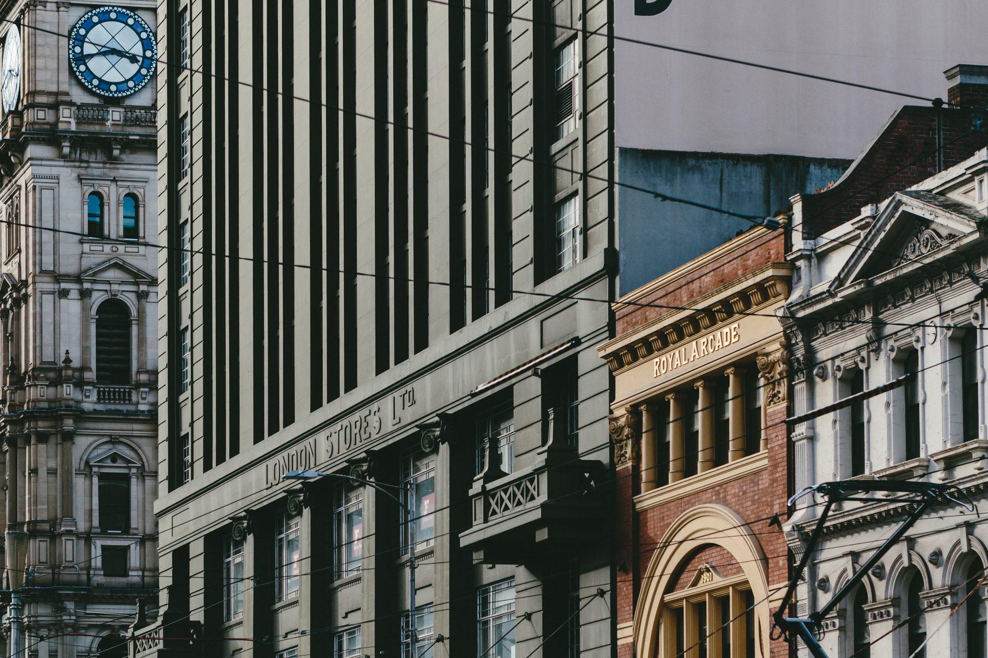 Melbourne Elizabeth Street