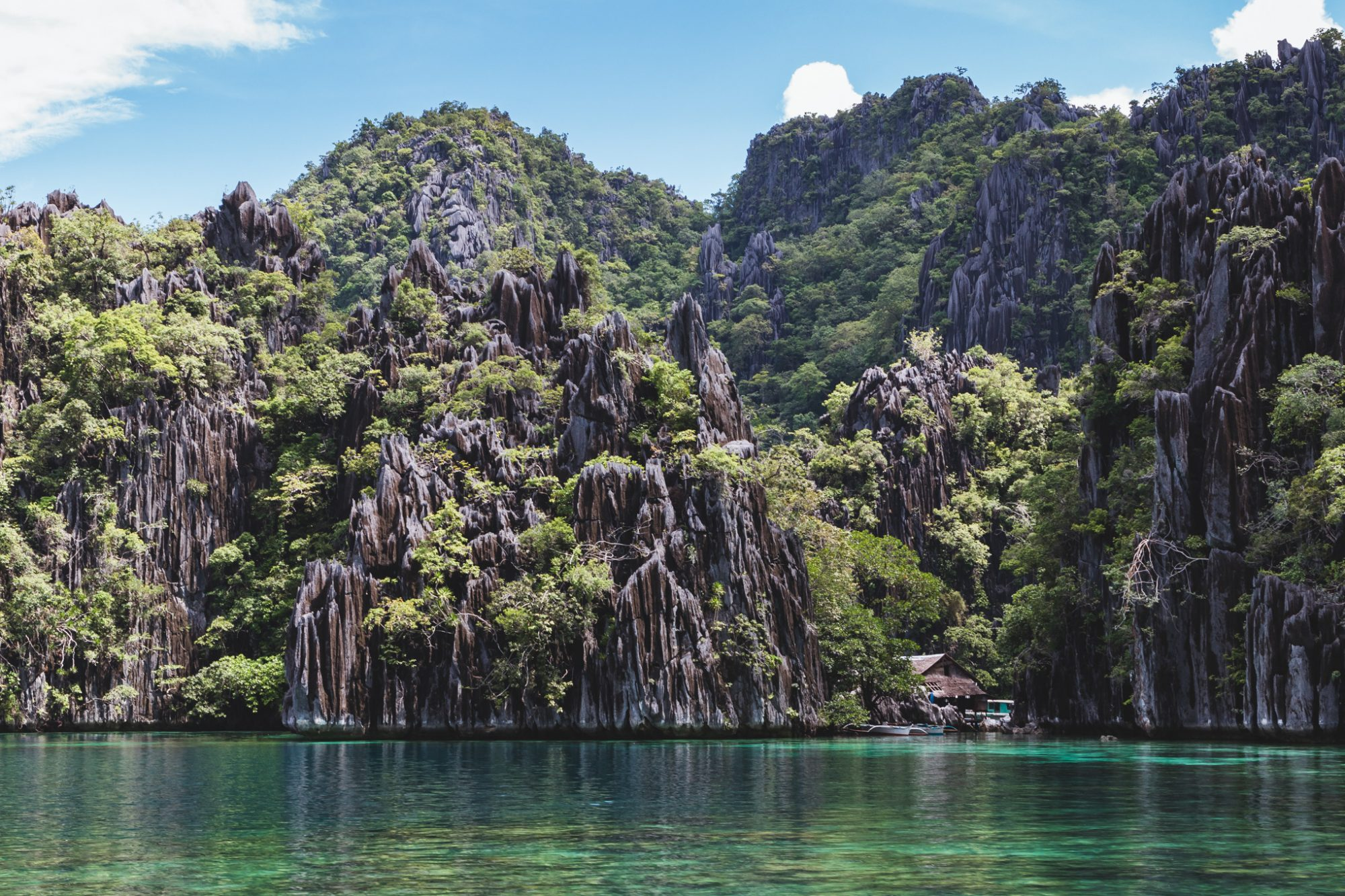 Island Hopping — Coron, Palawan, Philippines