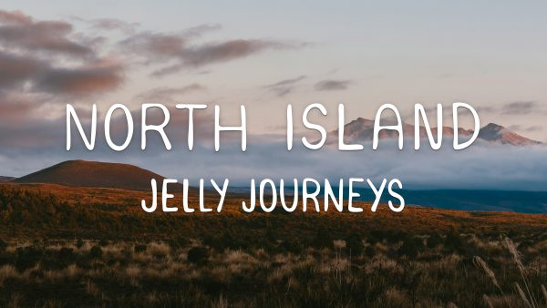 North Island New Zealand Travel Vlog