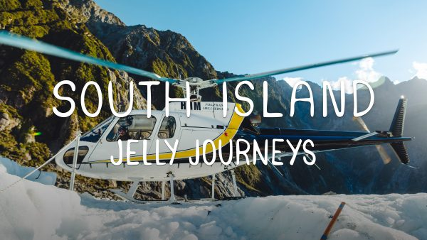 South Island New Zealand Road Trip Travel Vlog