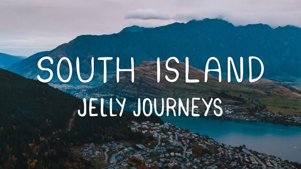 Queenstown South Island New Zealand Road Trip Travel Vlog