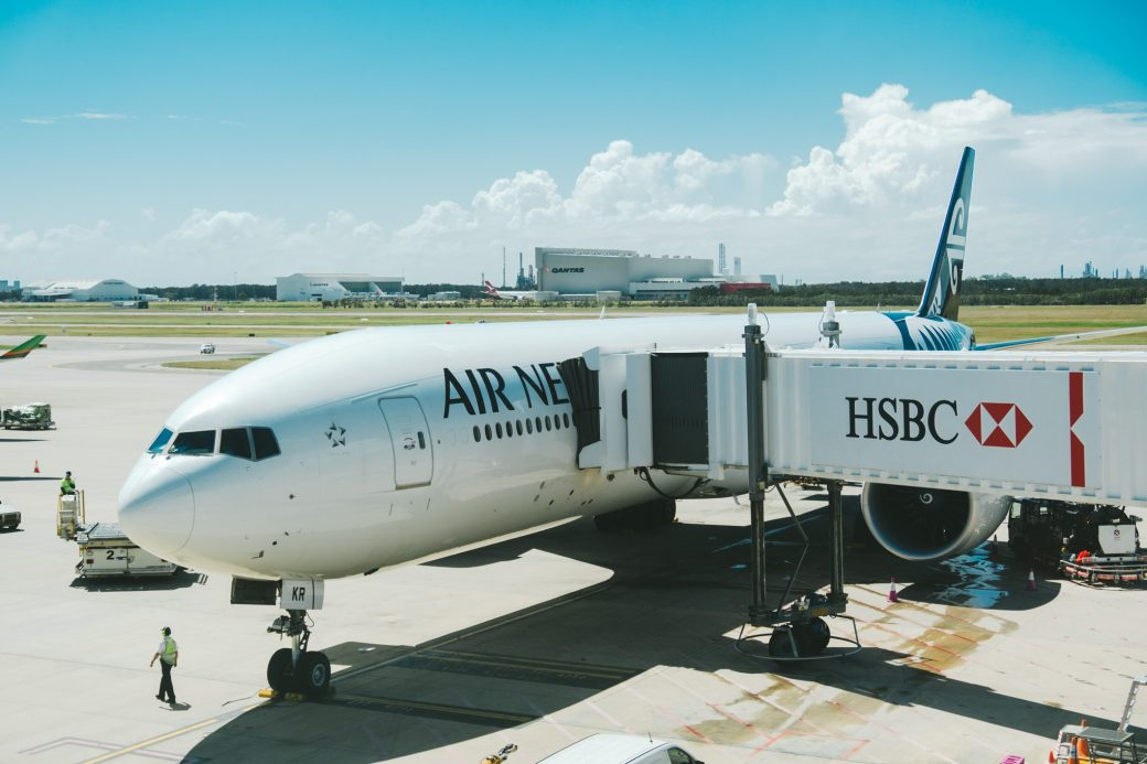 Air New Zealand Brisbane Airport