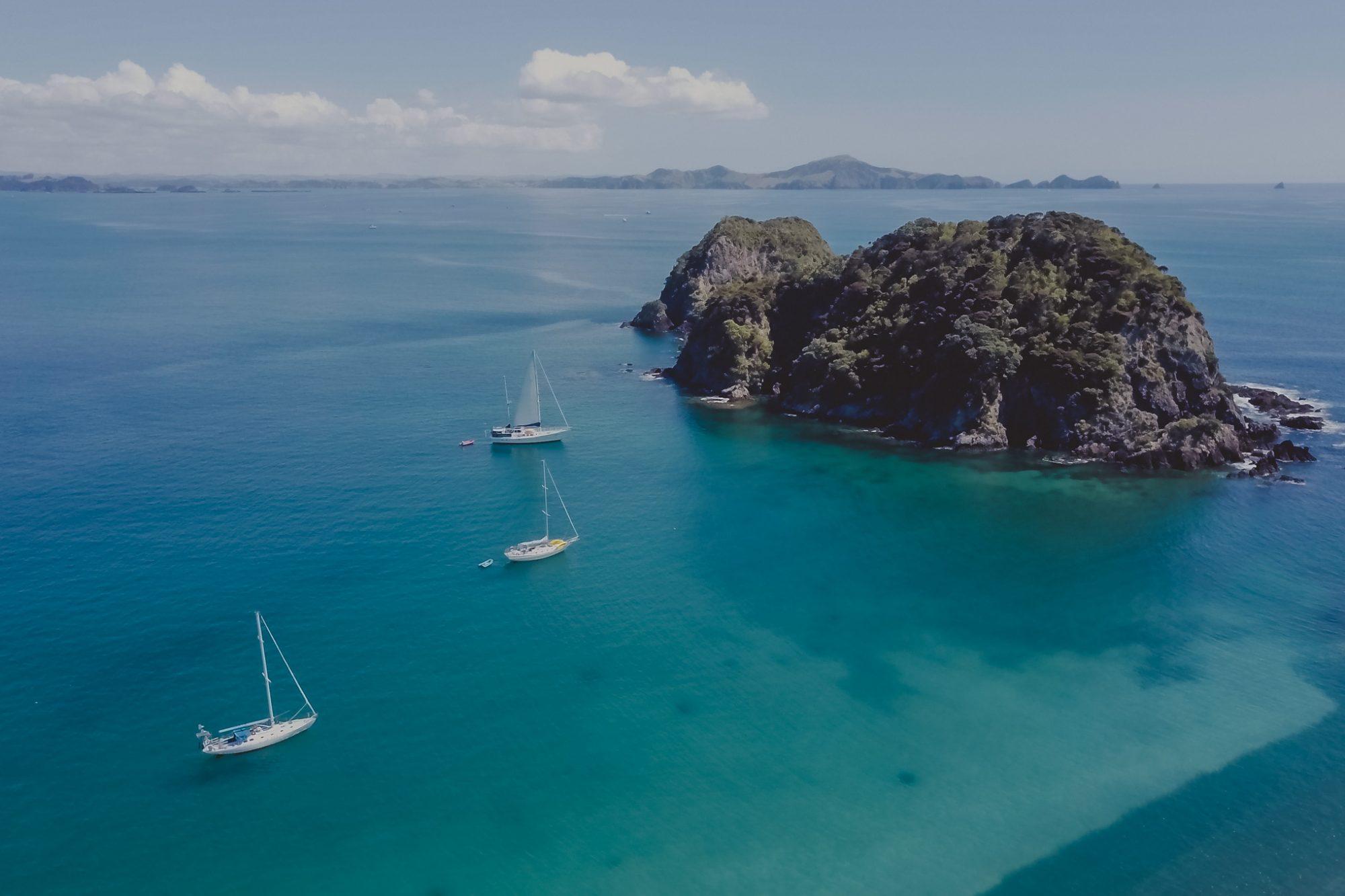 Bay of Islands Vigilant Yacht Tour