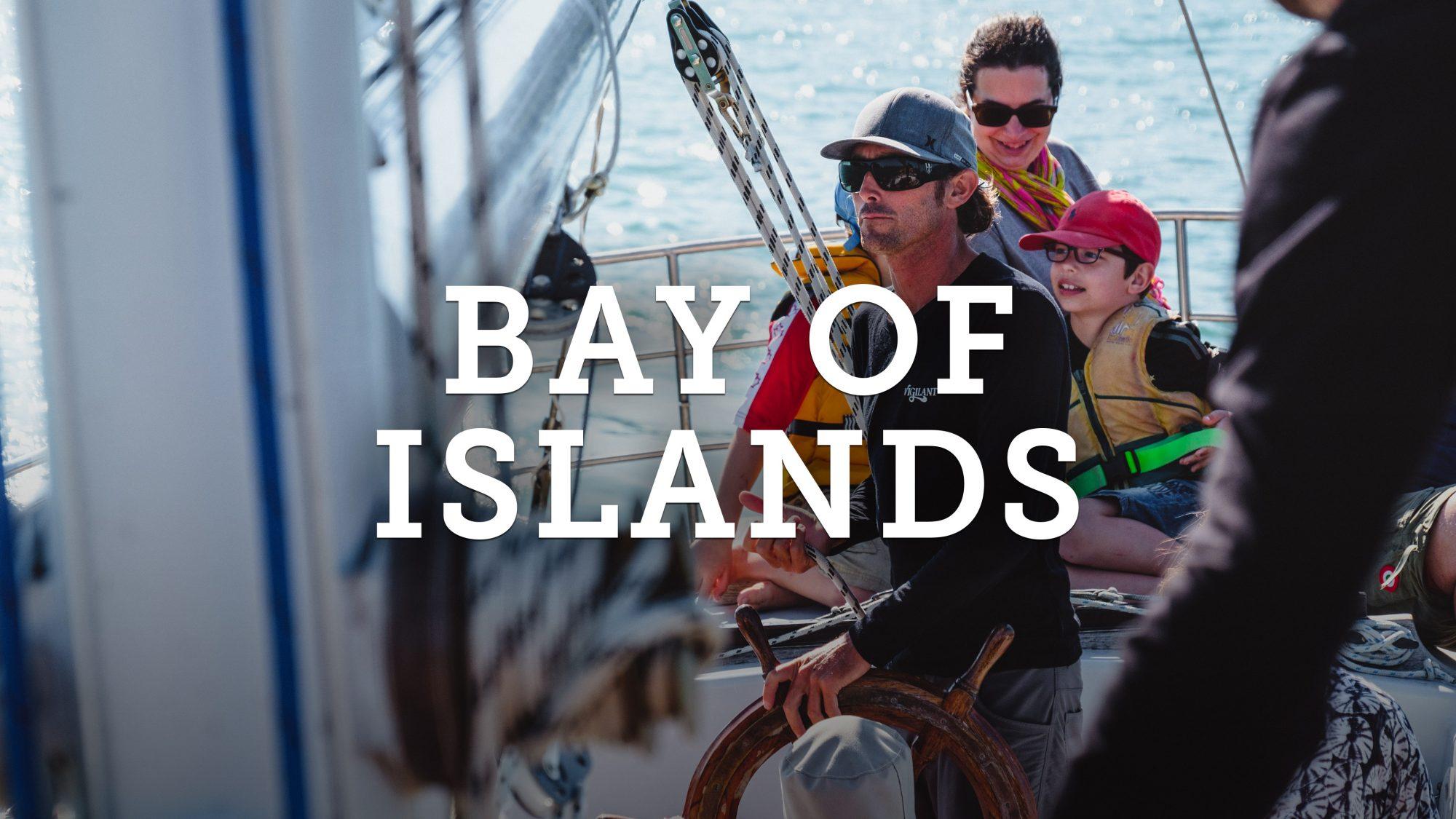 Bay of Islands Yacht Tour, New Zealand