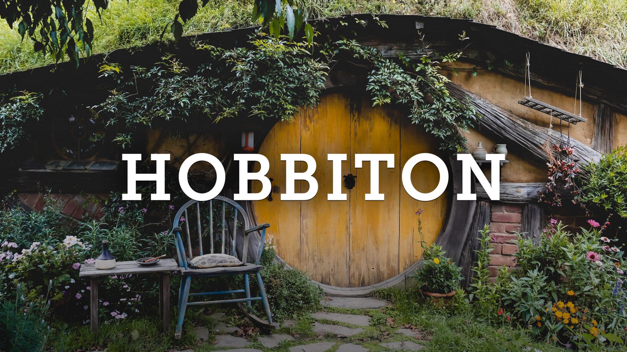 Hobbiton New Zealand Travel Vlog