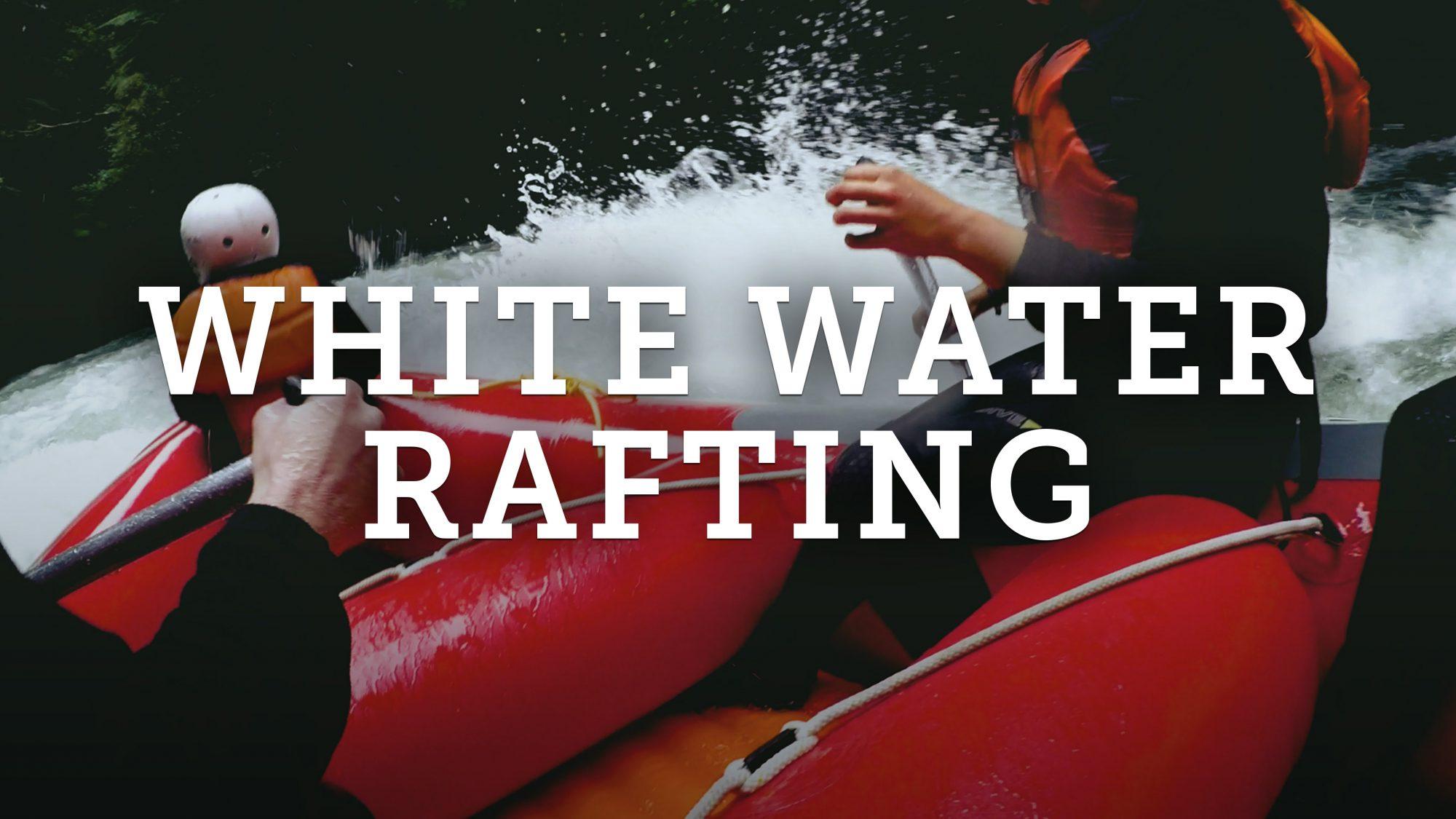 River Rats, Rotorua White Water Rafting in New Zealand