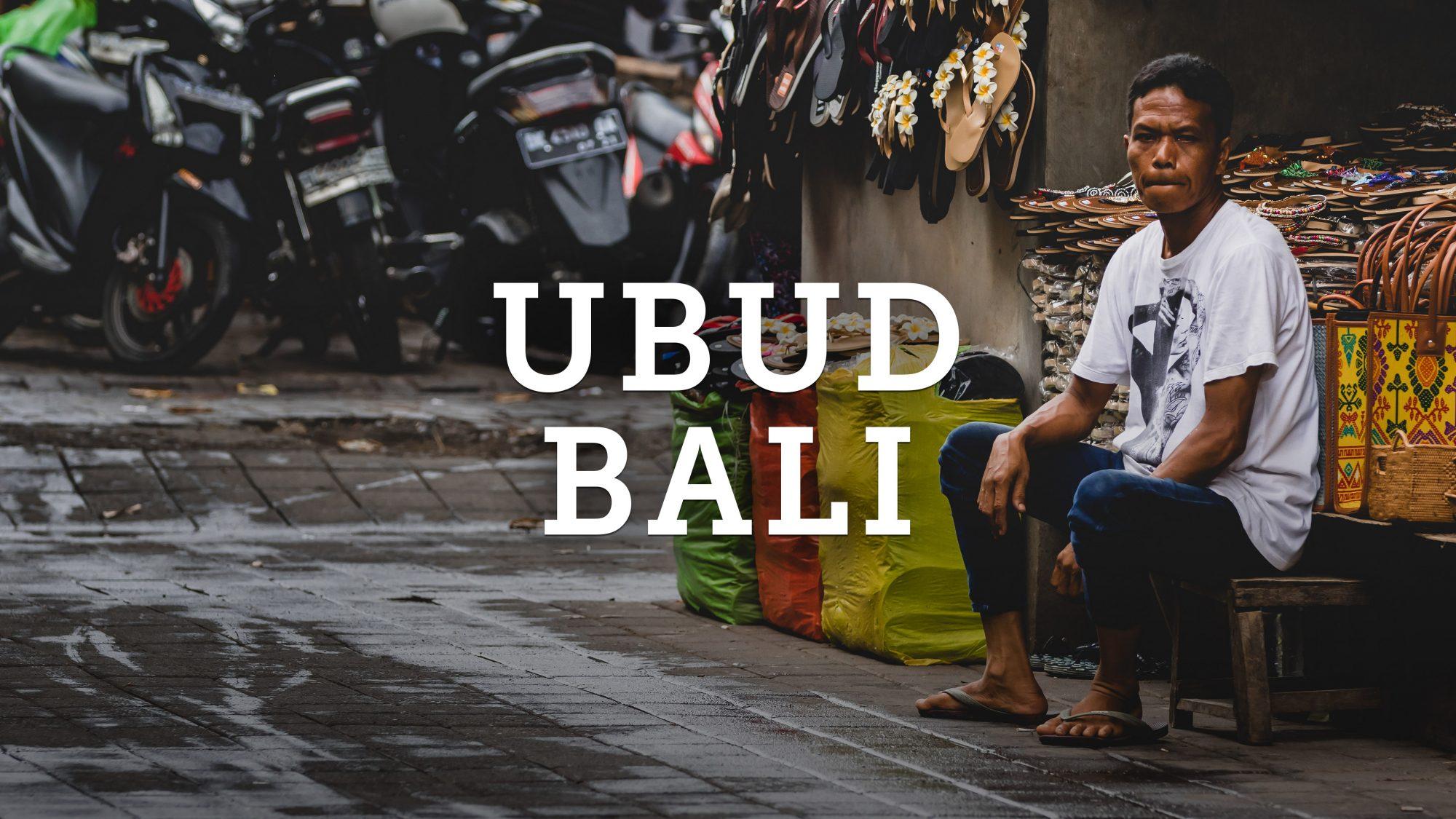 Ubud, Bali, Indonesia travel vlog