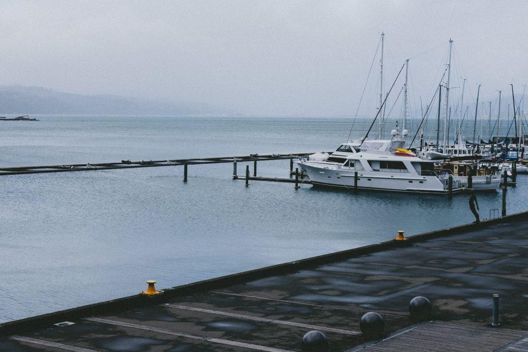 Wellington Wharf