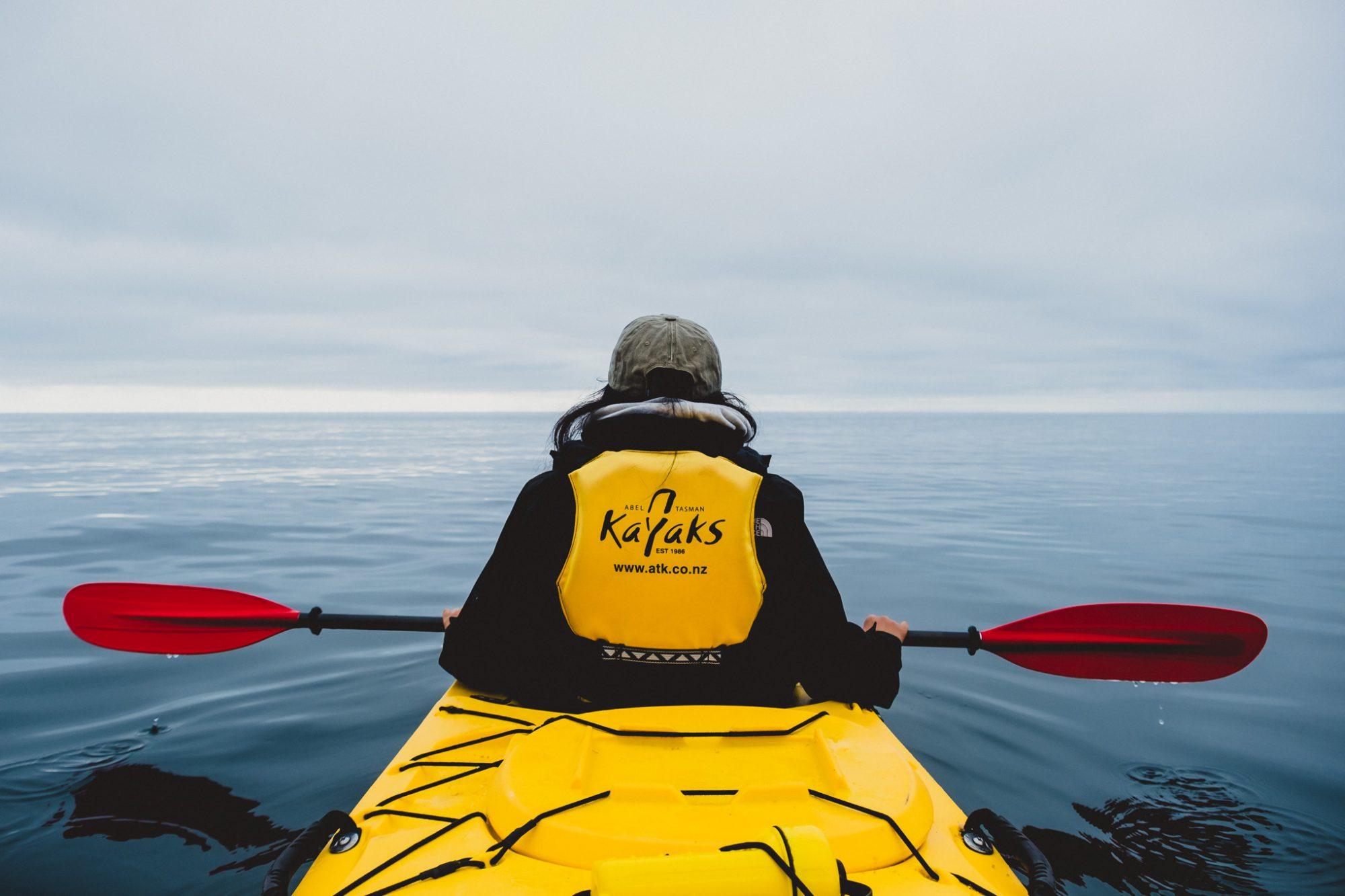 Abel Tasman Kayaks, Abel Tasman National Park