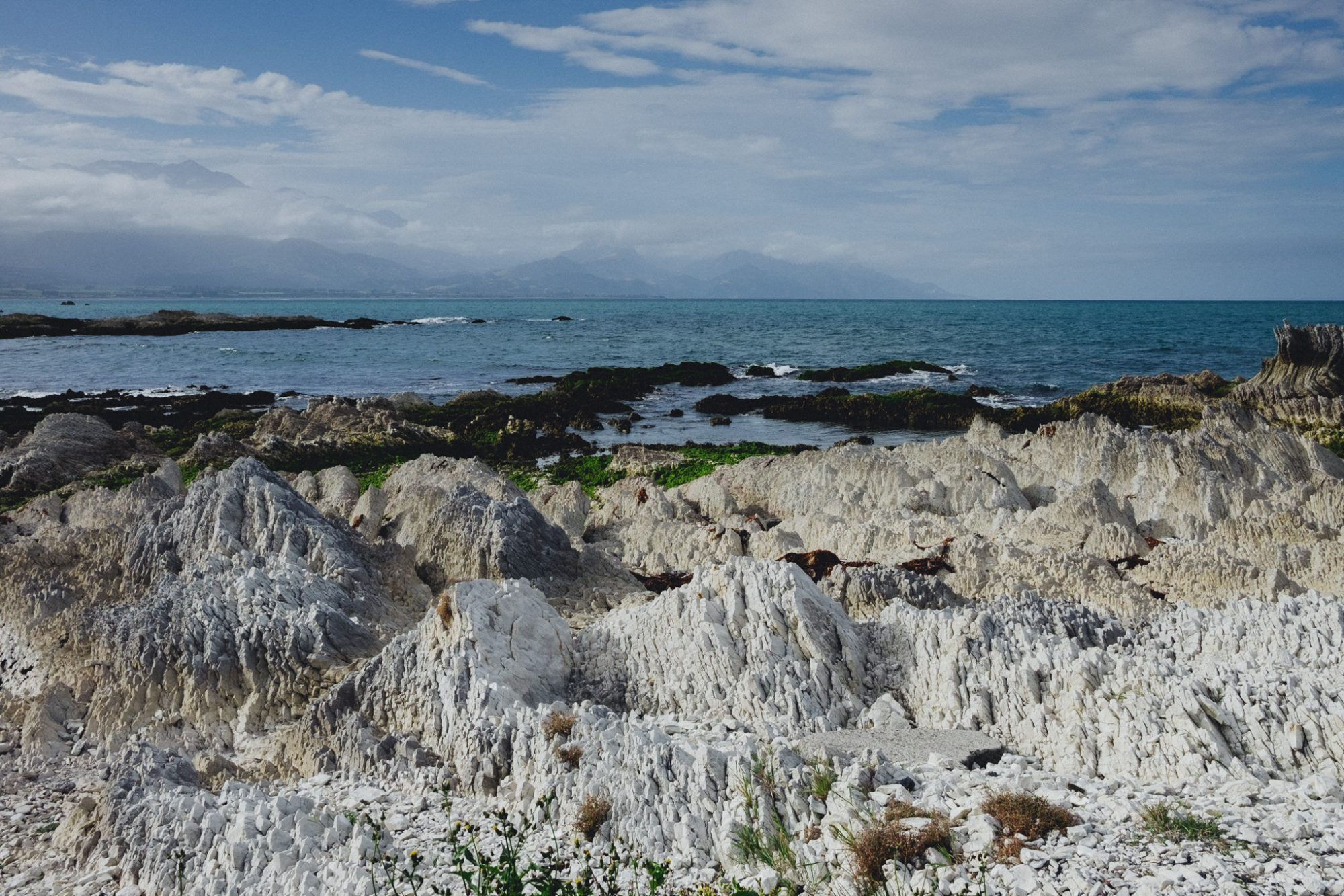 Point Kearn walkway, Kaikoura