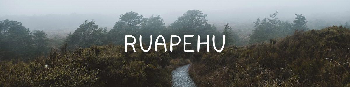 Mt Ruapehu, Whanganui