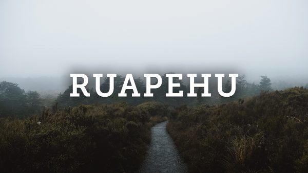Taranaki Falls, Ruapehu, New Zealand Travel Vlog