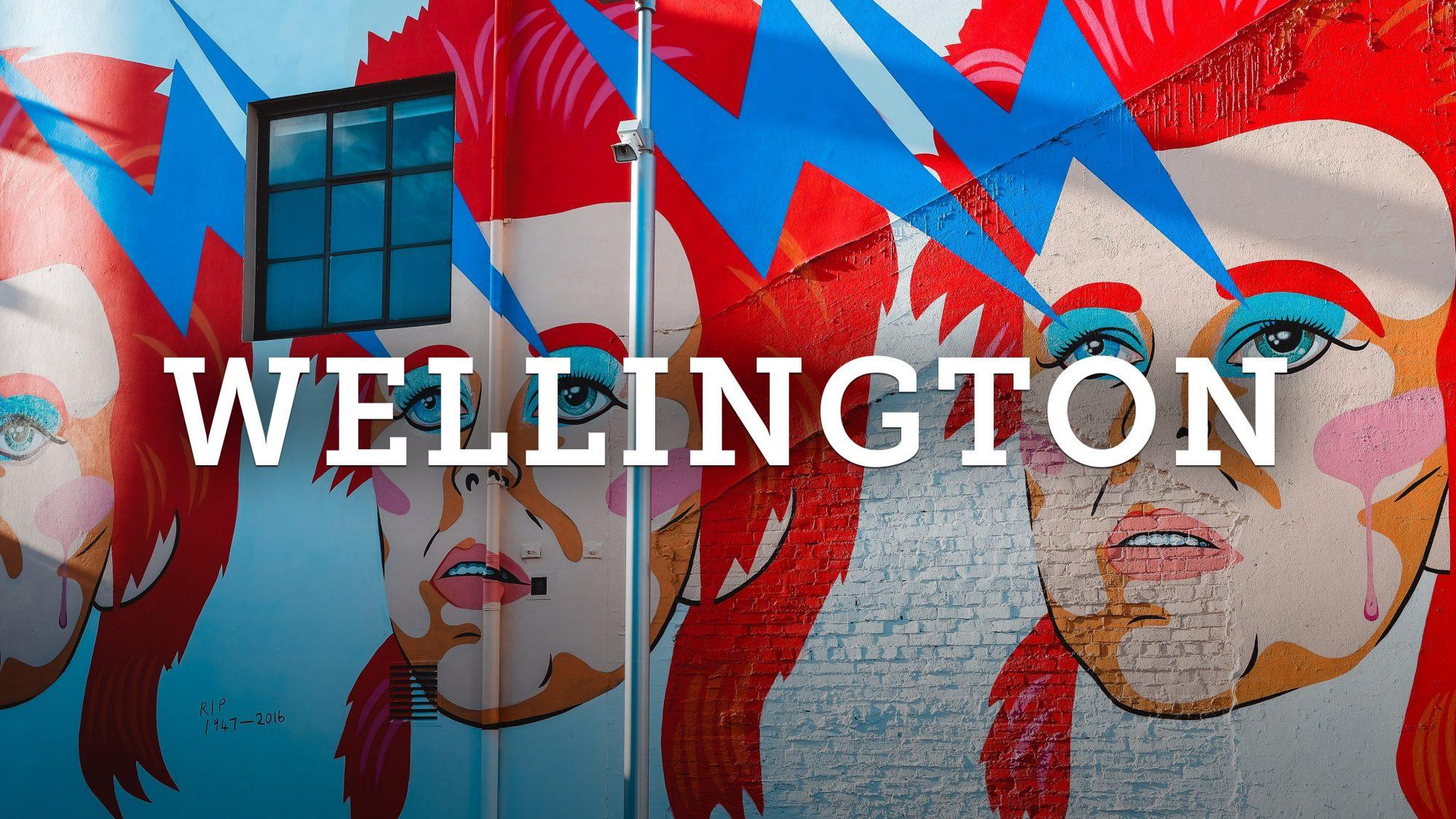Wellington, New Zealand Travel Vlog