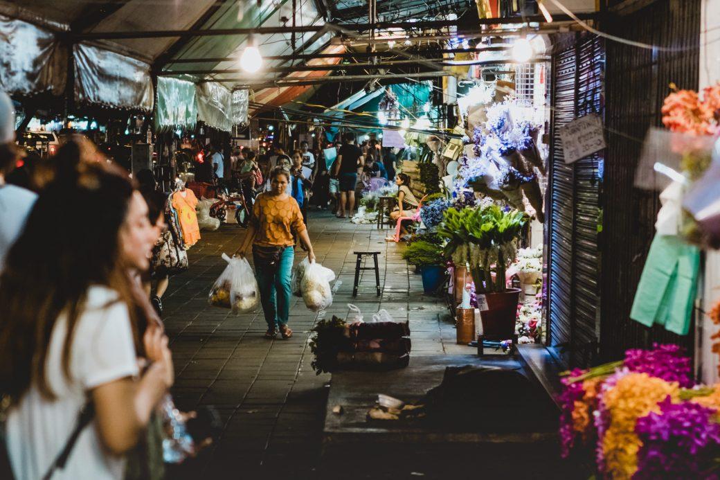 Bangkok 3 Day Stopover — Street Eats Tour, Bangkok Thailand