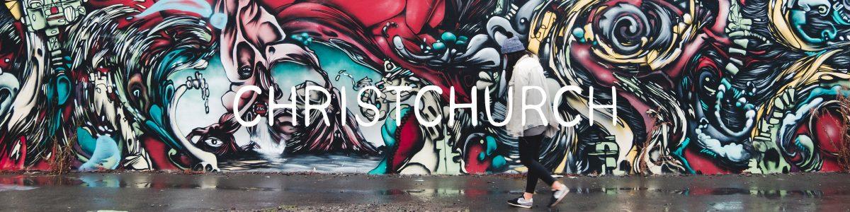 christchurch city street art