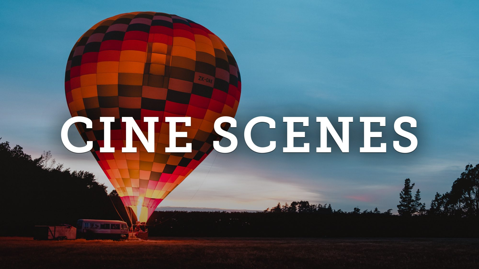 Hot Air Ballooning Cine Scenes