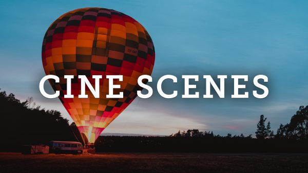 Hot Air Ballooning Cine Scenes