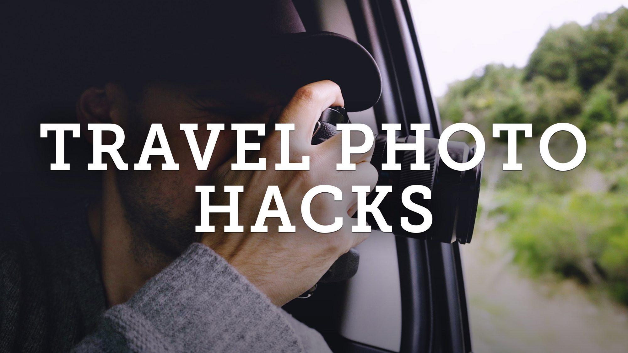 Travel Photography Hacks, New Zealand Travel Vlog