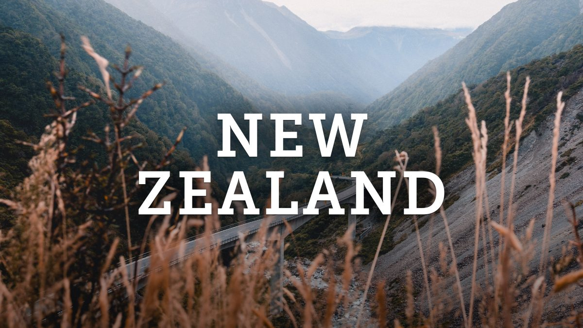 New Zealand Ultimate Travel Guide Video