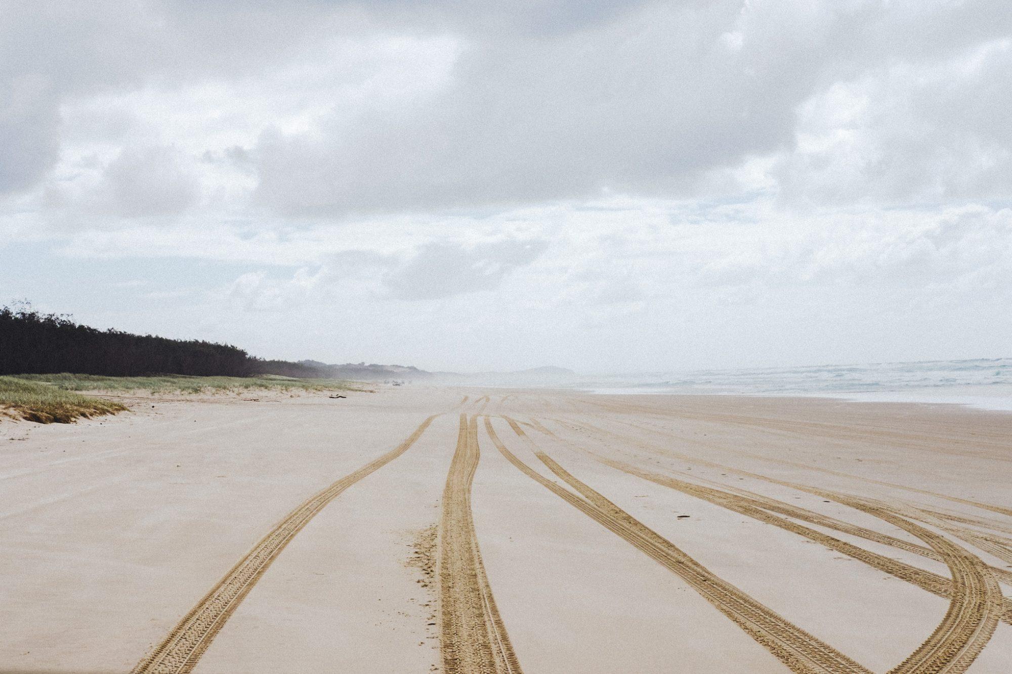 Moreton Island 4x4 Australia Road Trip