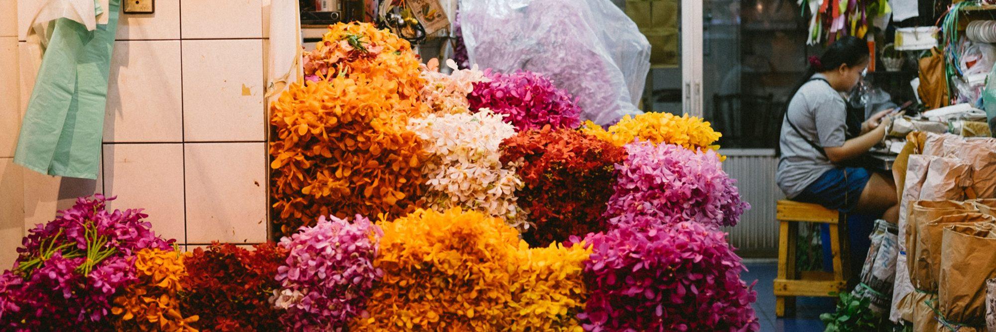 Bangkok Street Markets
