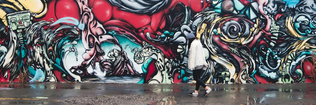 Christchurch: Street Art and Where to Stay