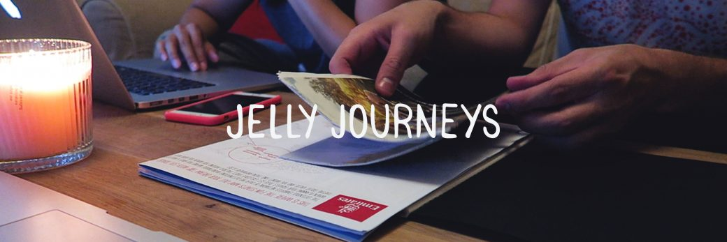 Jelly Journeys Beginning