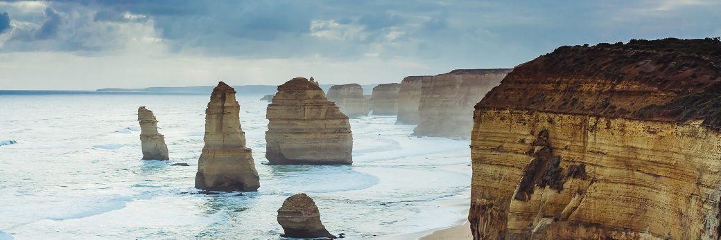 Part I: The Great Ocean Road and Melbourne