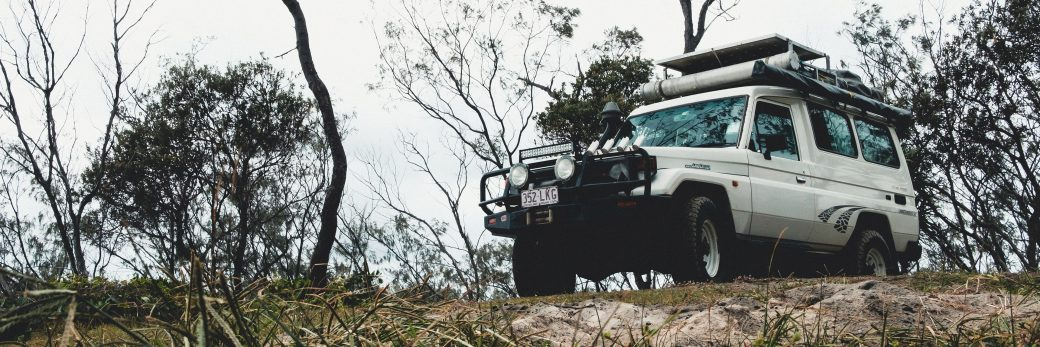 Moreton Island, 4x4 adventure in Australia