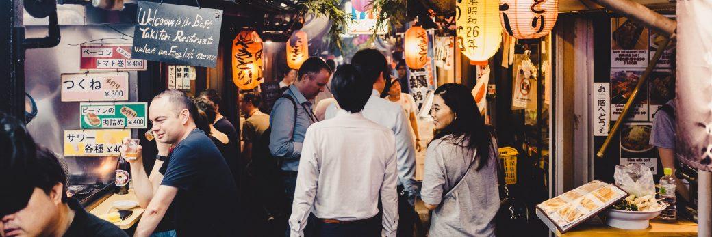 Street photography around Tokyo with ShootTokyo
