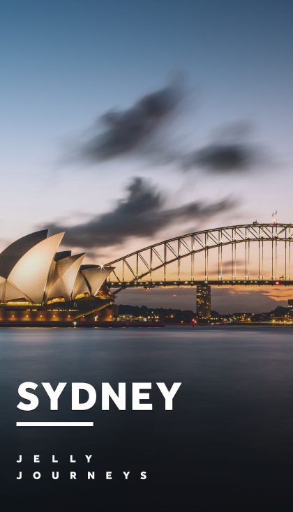 Sydney: Australia Road Trip Pt. II — Part 2 of our Australian road trip; Sydney. Check out a few days of photography + filming, including an Instameet with @TakuBeats and @CreateExplore — Jelly Journeys