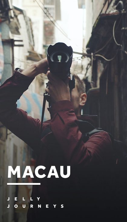 Macau: The Incredibly Photogenic Day Trip from Hong Kong — Macau is just a day trip away from Hong Kong via the Turbojet. We are SO glad we did it! With the highest density of people, casinos and probably egg tarts in the world; it's an experience well worth having! — Jelly Journeys