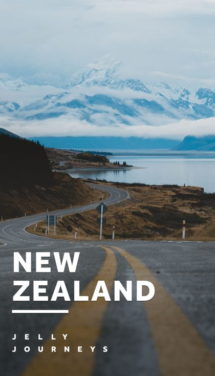 New Zealand Road Trip Itinerary: 6 Weeks — Follow our 6 week New Zealand Road Trip Itinerary, including what to do and where to stay in the North and South Islands of NZ. — Jelly Journeys