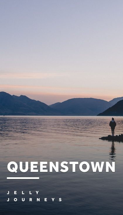 Queenstown and Arrowtown — Autumn in New Zealand should be spent visiting in Arrowtown and Queenstown. Get an award winning pie from Arrowtown Bakery & Cafe. — Jelly Journeys