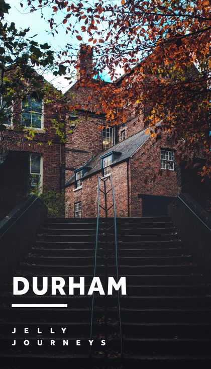 Durham Streets and Lumiere Festival — Visiting the cute and quaint city of Durham, to explore the streets and see the Lumiere light festival. — Jelly Journeys