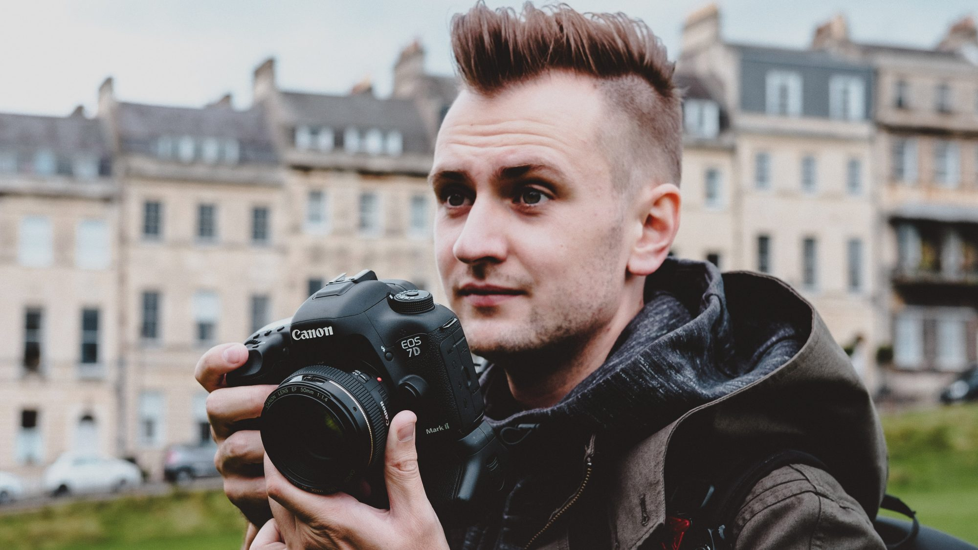 Chilled Photography in Bath Vlog