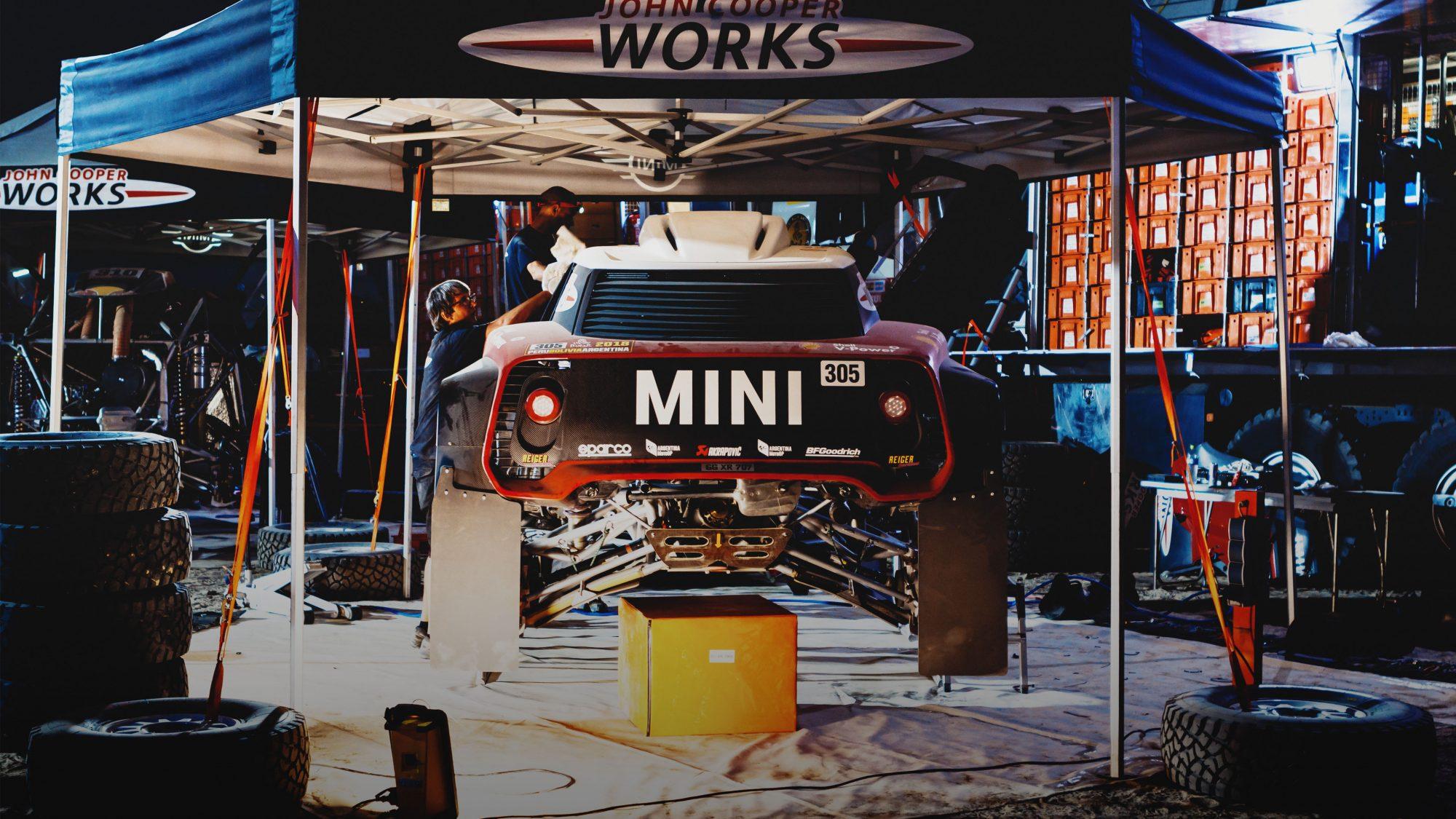 Dakar Rally, 2018 Pisco Peru