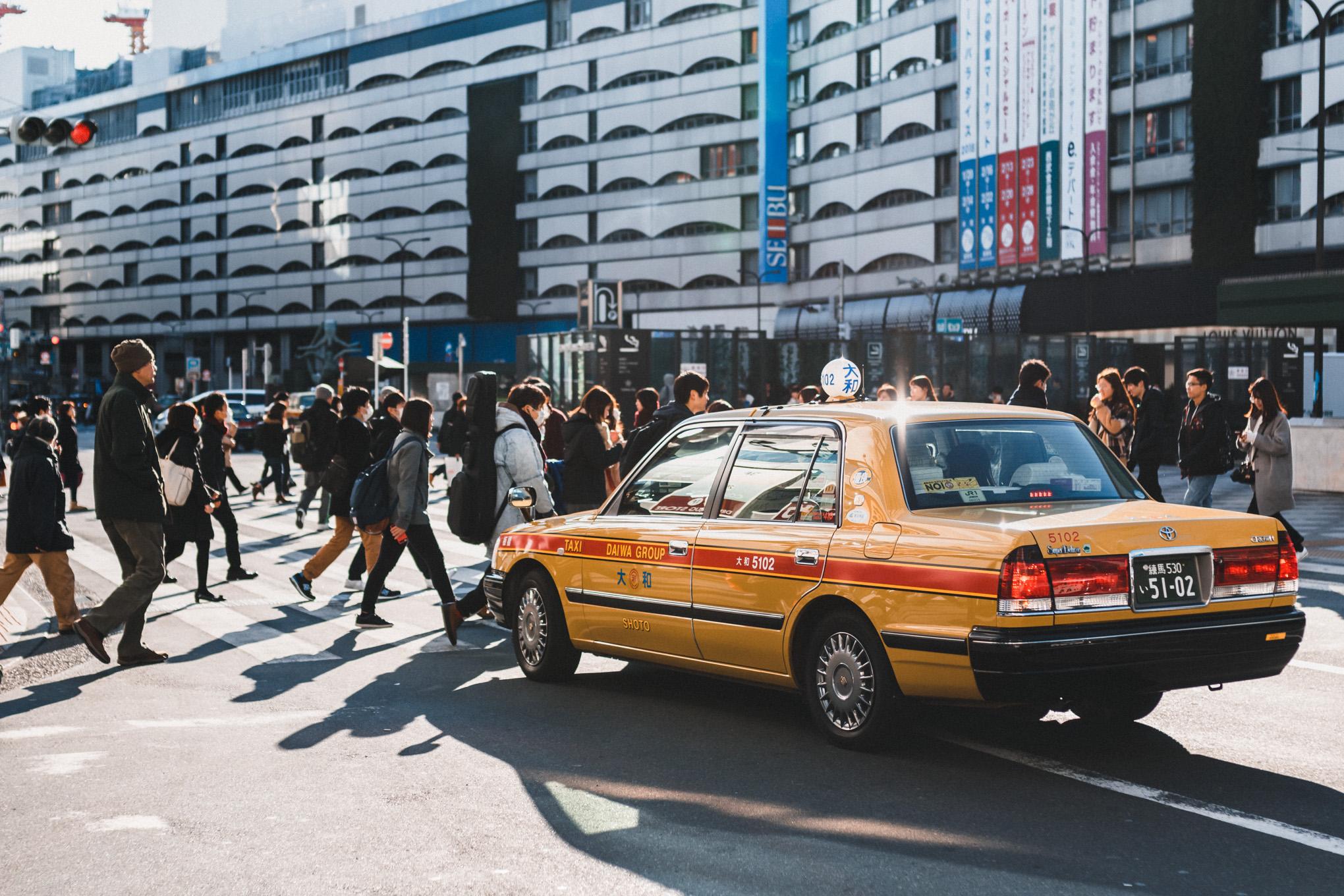 Ikebukuro Morning Taxi