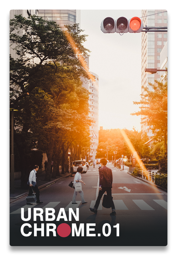 URBAN CHROME Lightroom Presets