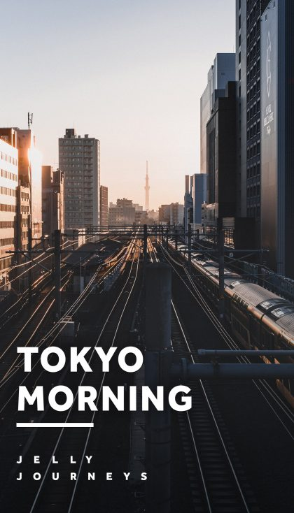 Back in Japan! Making the Most of Jet-lag — Making the most of jet-lag whilst back in Japan (again!) and getting in some early morning photography around Shinjuku and Ikebukuro for the first couple of days. — Jelly Journeys