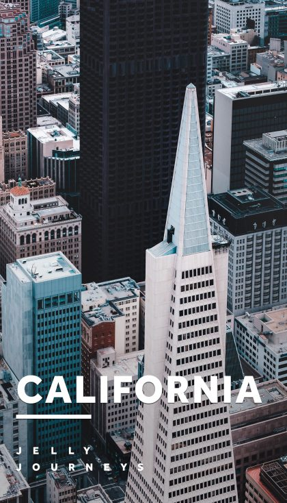 California Road Trip: San Francisco and Yosemite — Road tripping and flying around Northern California; from the Golden Gate Bridge in San Francisco to the Californian redwoods in Sonoma and epic scenery in Yosemite National Park. — Jelly Journeys