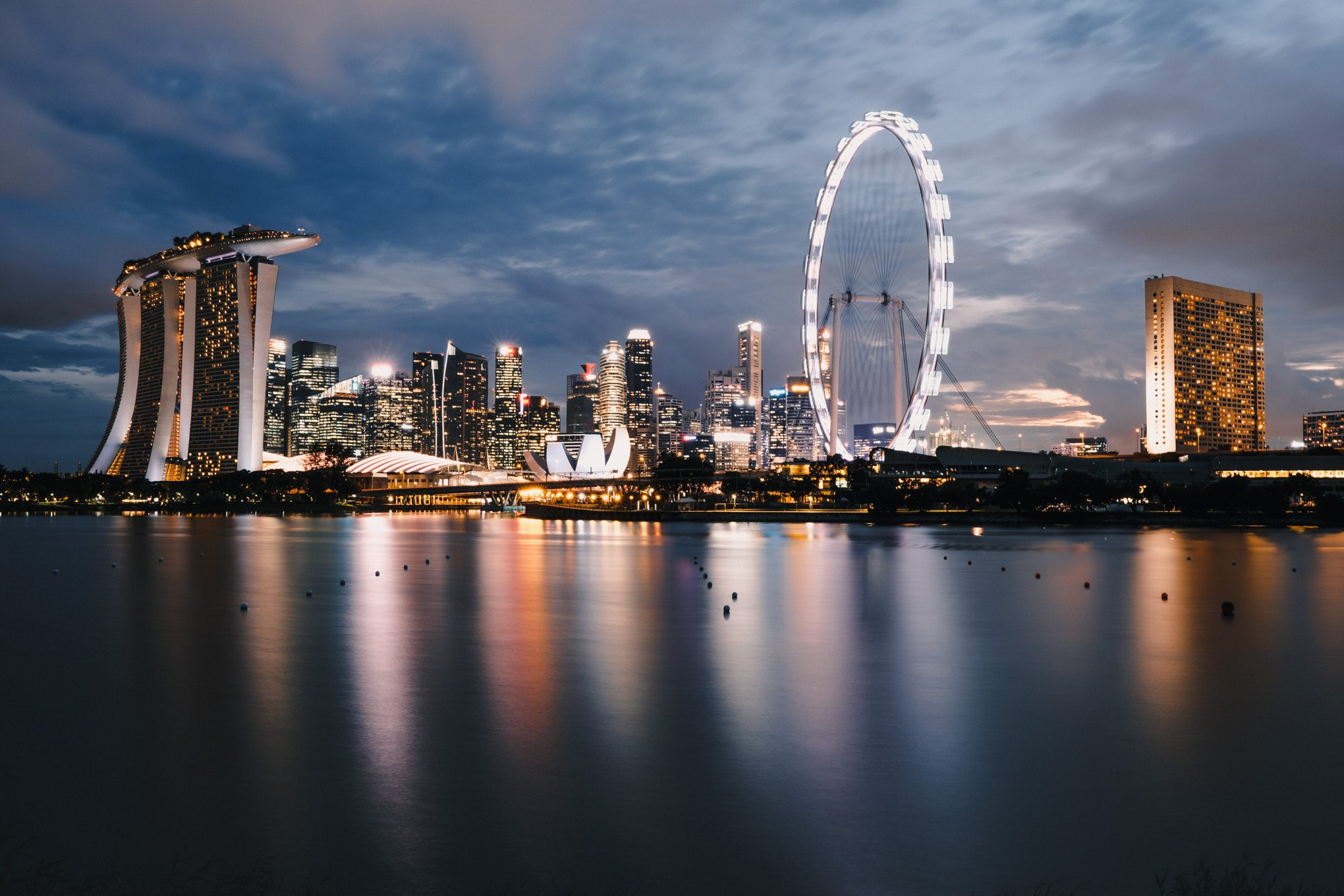 Travel photography from Singapore